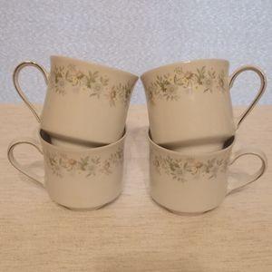 Johann Haviland Forever Spring Tea Cups - Set Of 4
